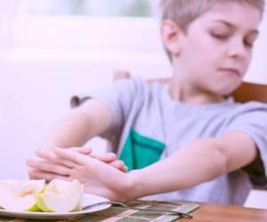 علت بی اشتهایی کودک