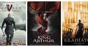 بهترین فیلم سینمایی تاریخی جهان